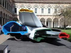 MINI sintesi |  cars  #sculpture