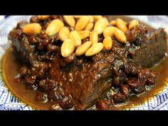 Mrouzia - Sweet Lamb Tagine Recipe - CookingWithAlia - Episode 342 - YouTube