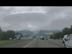 Лучшие места для наблюдения за НЛО Реальнo запечатленные на пленке - YouTube