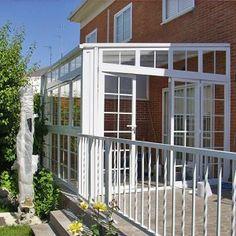 Cerramientos foto05 Terrazo, Home Office Decor, Home Decor, Interior Exterior, Chill, Pergola, Deck, Stairs, Design Inspiration