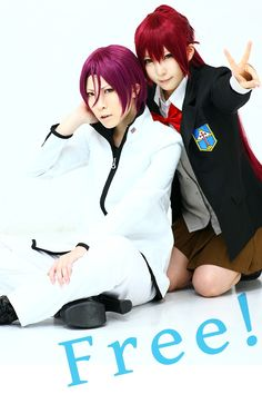 #cosplay free!