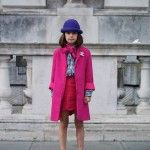 Today we are showing street style best looks during London Fashion Week spring Summer 2015.