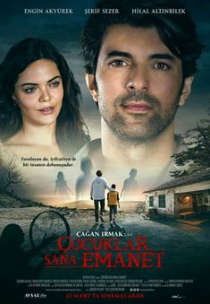 Engin Akyurek's Movie cocuklar sana emanet on march 2018 at cinemas. Film Movie, Series Movies, Tv Series, Popular Movies, Latest Movies, New Movies, The Image Movie, Film Streaming Vf, Hd Movies Online