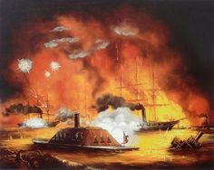 Civil War Books, Civil War Art, Fort Sumter, Confederate States Of America, Sailing Boat, Historical Art, Navy Ships, John Paul, Model Ships