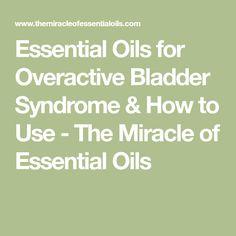 4 Effective Home Remedies For Overactive Bladder Bladder