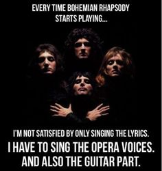 """Bohemian Rhapsody"" is a song by the British rock band Queen. It was written by Freddie Mercury for the band's 1975 album ""A Night at the Opera"". In ""Bohemian Rhapsody"" was inducted into the Grammy Hall of Fame. Brian May, John Deacon, Pop Rock, Rock And Roll, Dieter Thomas Heck, Kim Wilde, Queen Ii, Mike Shinoda, We Will Rock You"