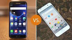 SAMSUNG GALAXY S7 EDGE vs. HTC ONE A9