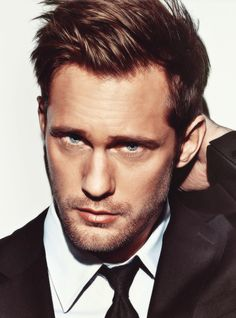 Alexander Skarsgaard one of my imaginary boyfriends lol