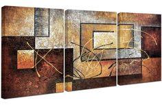 bestonlinecreations:Abstract Canvas Wall Art