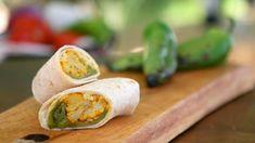 RECIPE: Roasted Vegetable Burrito from Disney California Adventure Food & Wine Festival