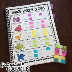 How to Make the Most of Your Guided Reading Lessons | First Grade Garden | Bloglovin'
