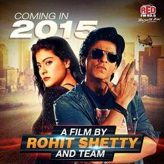 YAYYYYYY!! SRK and KAJOL!! ♥♥
