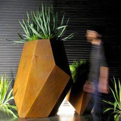 Lump Sculpture Studio specialising in Corten Steel: September 2014