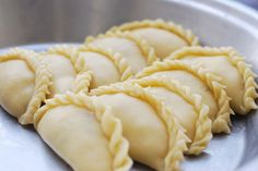 This post is also available in: हिन्दी (Hindi)I just love this classic Indian dessert called 'Ghujia'! In fact, it is one of my favorite sweet dishes because of its awesome crispy, flaky and sweet taste. On a short note, ghujia is nothing but a flour dumpling with khoya or mawa stuffing in it. You can find these yummy flour dumplings in two styles. One is the deep fried form of ghujia and another is the extra sweet flavor in which the fried dumplings are dipped in sugar syrup. For those who…