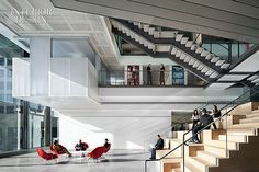 Giant Moves: Gensler's New Digs in Los Angeles | Projects | Interior Design