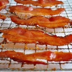 Sweet and Spicy Bacon by LittleBCooks