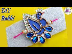 Handmade Rakhi Designs, Handmade Design, Diy Design, Rakhi Making, Paper Quilling Cards, Baby Shawer, Raksha Bandhan, Paper Flowers Diy, Peacock