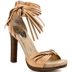 Carlos by Carlos Santana Villa Camel Beige Heels Club Shoes, High Shoes, Shoes Heels, Carlos Shoes, Celebrity Shoes, Beige Heels, Dressy Shoes, Shoes 2014, Online Shopping Shoes