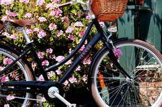 LEKKER Jordaan Black | Vintage style Dutch Bicycle | Lekker Bikes