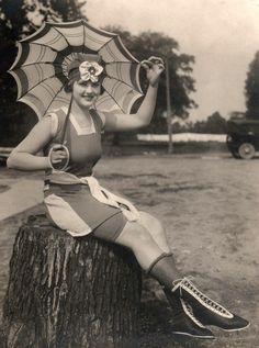 Dayton, Ohio - c. 1920s - (Via)