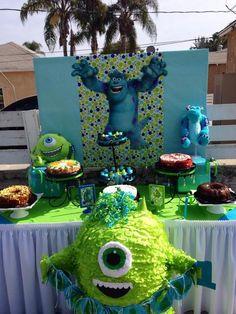 Gabriel's First Birthday Celebration