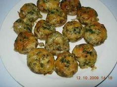 Ciupercute umplute Ethnic Recipes, Food, Essen, Meals, Yemek, Eten