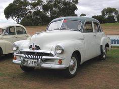 1953/56 FJ Holden