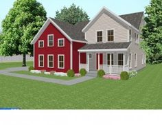 Cheshire modular home plan from huntington homes vt for Vermont house plans