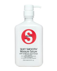 Tigi S Factor Silky Smooth Moisture Serum