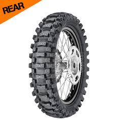 Michelin Starcross MH3 Jr Tyre - Rear