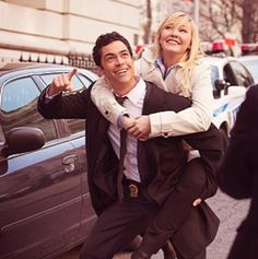 Kelli Giddish / Danny Pino / Law and Order SVU