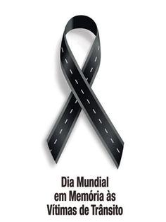 Poste no @Peter Doherty, @Twitter Inc. e no @Instagram com a hashtag #trânsitoseguro para lembrar a todos que é isso que quer!