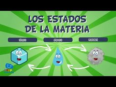 States of Matter Grade 2 Science, States Of Matter, Letter Of The Week, Educational Videos, Cat Tree, Student Teaching, Craft Activities, Learn English, Chemistry