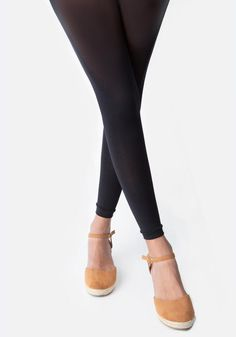 Premium 50 Denier Footless Tights Black Footless Tights, Black Tights, Clothes, Black Stockings, Outfits, Black Socks, Clothing, Clothing Apparel, Kleding