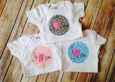 I love mom heart shirt