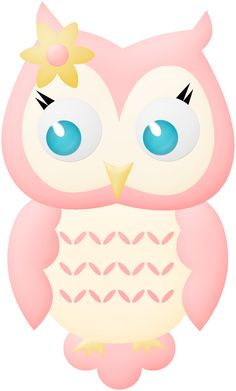 Pin by cynthia merced on cute images совята, картинки, декор Owl Wallpaper, Owl Pictures, Beautiful Owl, Cute Clipart, Pink Owl, Polymer Clay Crafts, Cute Images, Types Of Art, Cute Cartoon