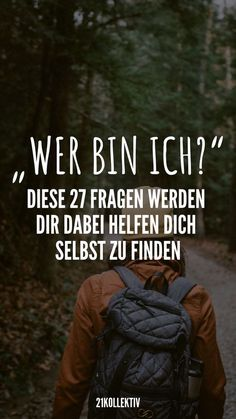 Wenn du herausfinden willst, wer du wirklich bist, solltest du diesen Artikel le… If you want to find out who you really are, you should read this article. These 27 questions will help you find out your true motivation and live a happier life. Eco Slim, Salud Natural, Psychology Facts, Forensic Psychology, Health Quotes, Life Advice, Health Motivation, Self Development, Better Life