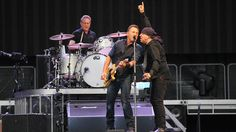 Rocking out: Bruce Springsteen photo gallery