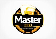 Criação Logotipo, Logo, Identidade Visual Master Beer