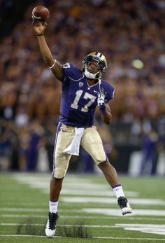 Washington Football - Huskies Photos - ESPN Keith Price - UW quarterback