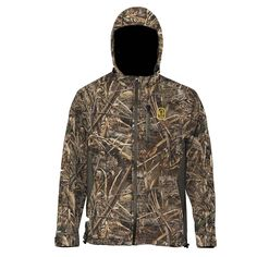 HardCore Brand Omega Insulated Jacket Realtree Max-5
