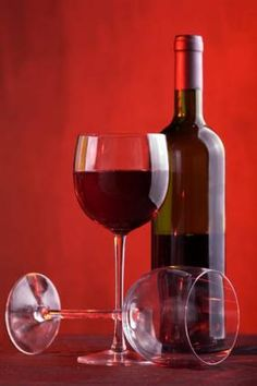 Check the calories in your favorite red wine.