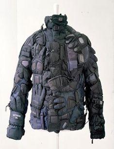 Abrigo de guantes