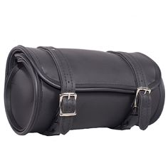 This plain motorcycle tool bag features 2 roller buckle straps for easy installation on motorcycle. Universal Fitting Water Proof 2 Roller Buckle Straps to make it easy to strap on front and back of motorcycle 10 or 12 inch Motorcycle Tool Bag, Motorcycle Saddlebags, Inside Bag, Mesh Bracelet, Leather Accessories, Real Leather, Leather Bags, Stainless Steel Bracelet, Saddle Bags