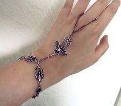 Halloween slave bracelet