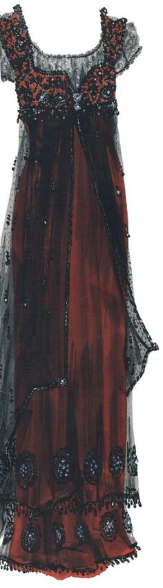 Rose Dewitt Bukater | beaded titanic dress in jump scene from Movie Titanic ♥ ♥ ✿ Ophelia Ryan✿♥