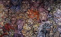 Work by Clive Barker