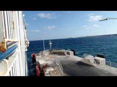 Rumbo hacia la Isla de Gozo