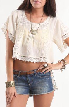Summer outfit via pac sun