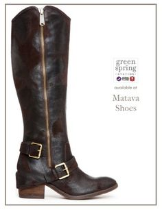 Donald J. Pliner Dela Vintage Suede Boot. Available at Matava Shoes. #GreenSpringStyle #Boots #ShoeLove